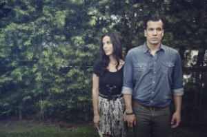 Pictured: Amanda Grace Sudano and Abner Ramriez  - former church worship leaders - Now Johnnyswim - the music I think is good but as people I think they've lost touch.